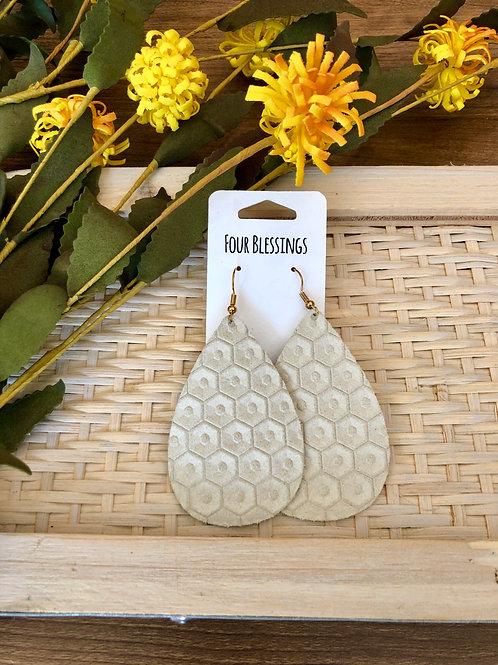 Cream Honeycomb