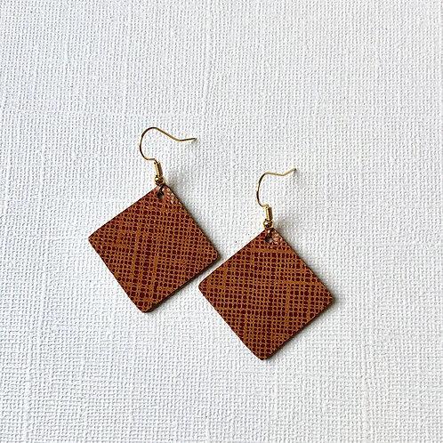 Cinnamon Petite Squares