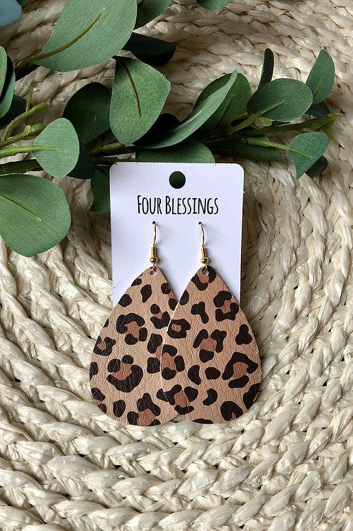 Beige Cheetah