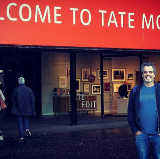 Welcome to Tate Modern