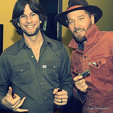 Chad and Jay Kipps at Black Wolf.JPG