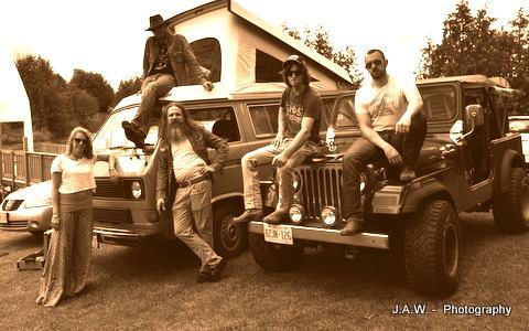 Band and Van Life