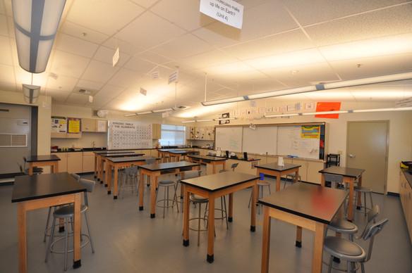 Kipp King Science Room