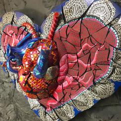 Cardiac Valentine detail