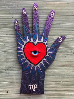 virgo hand