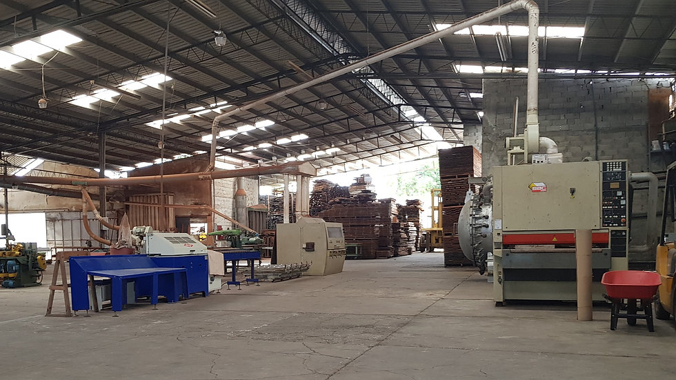 Bodega de Perfil Industrial Juan Díaz