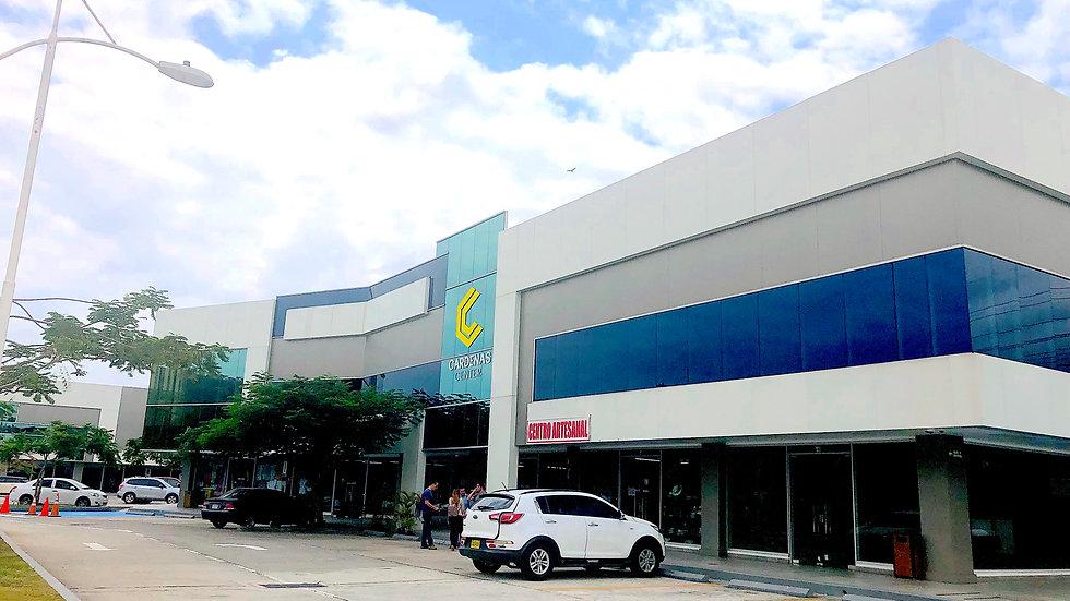 Locales Comerciales Cardenas Center
