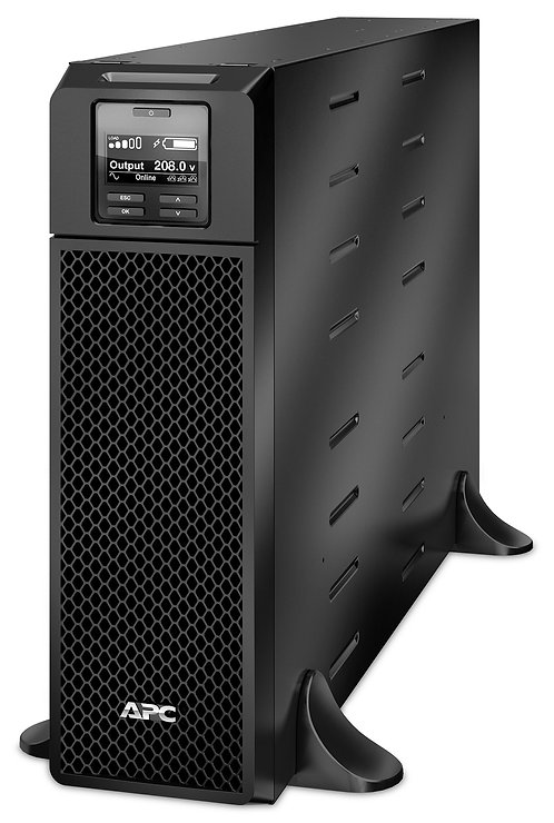 APC Nobreak Inteligente Smart-UPS SRT 5kVA/4,5kW, 208V