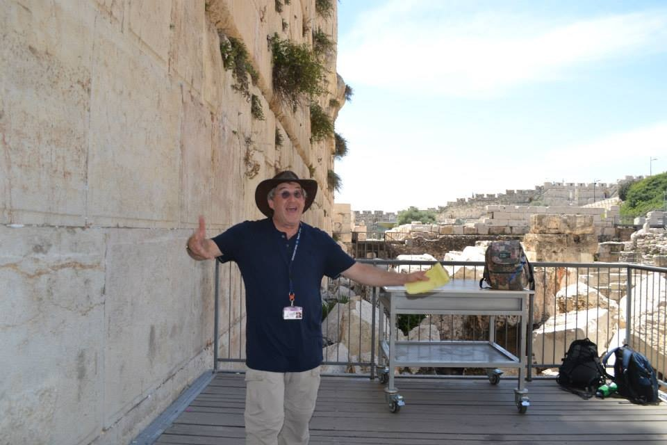 Life by the Western Wall