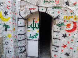 Doorways in the Muslim Quarter