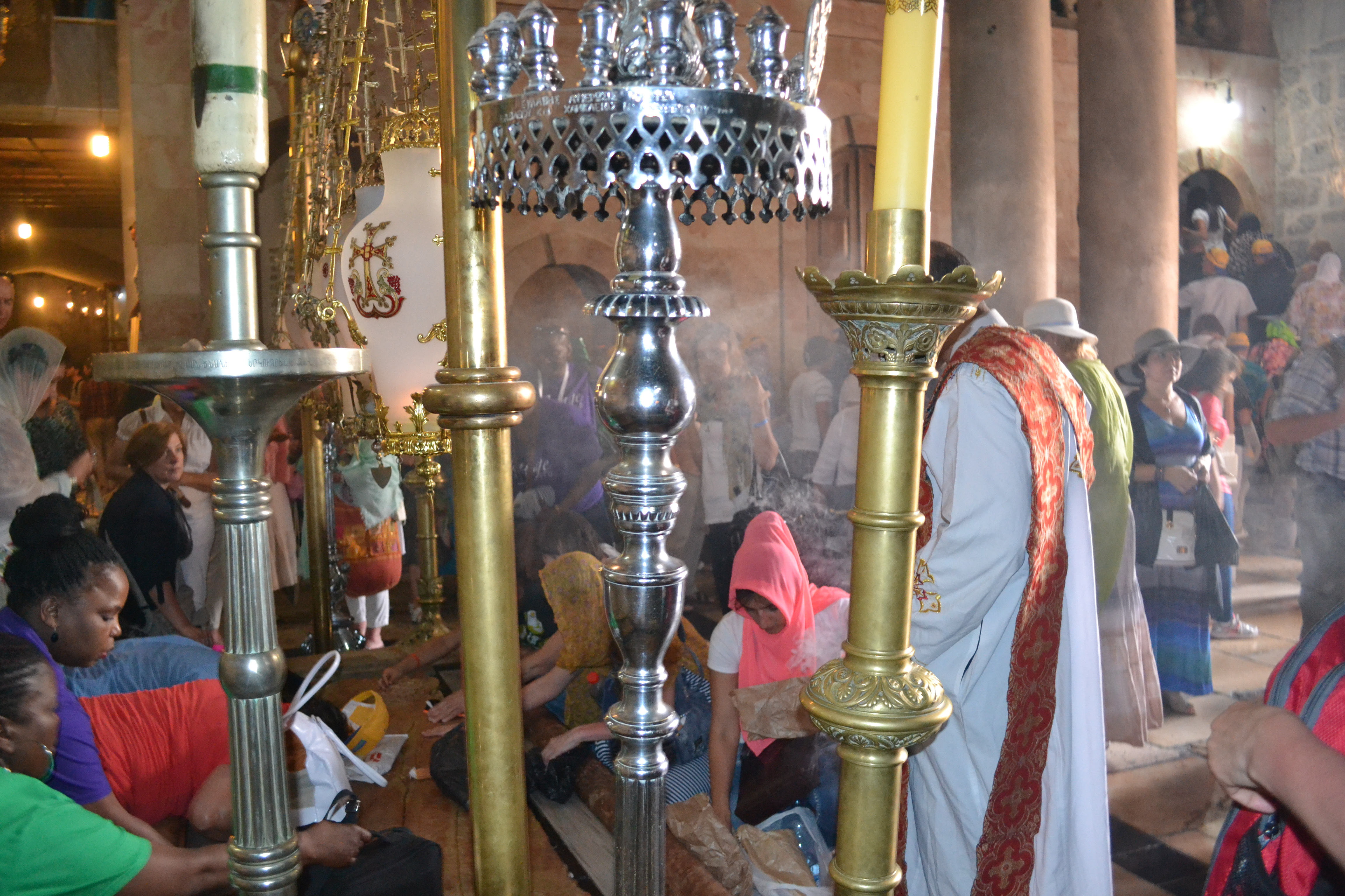Holiness at the Holy Sepulchre