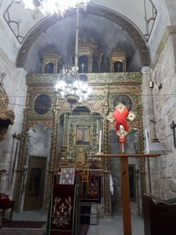 Church in the Armenian Quarter