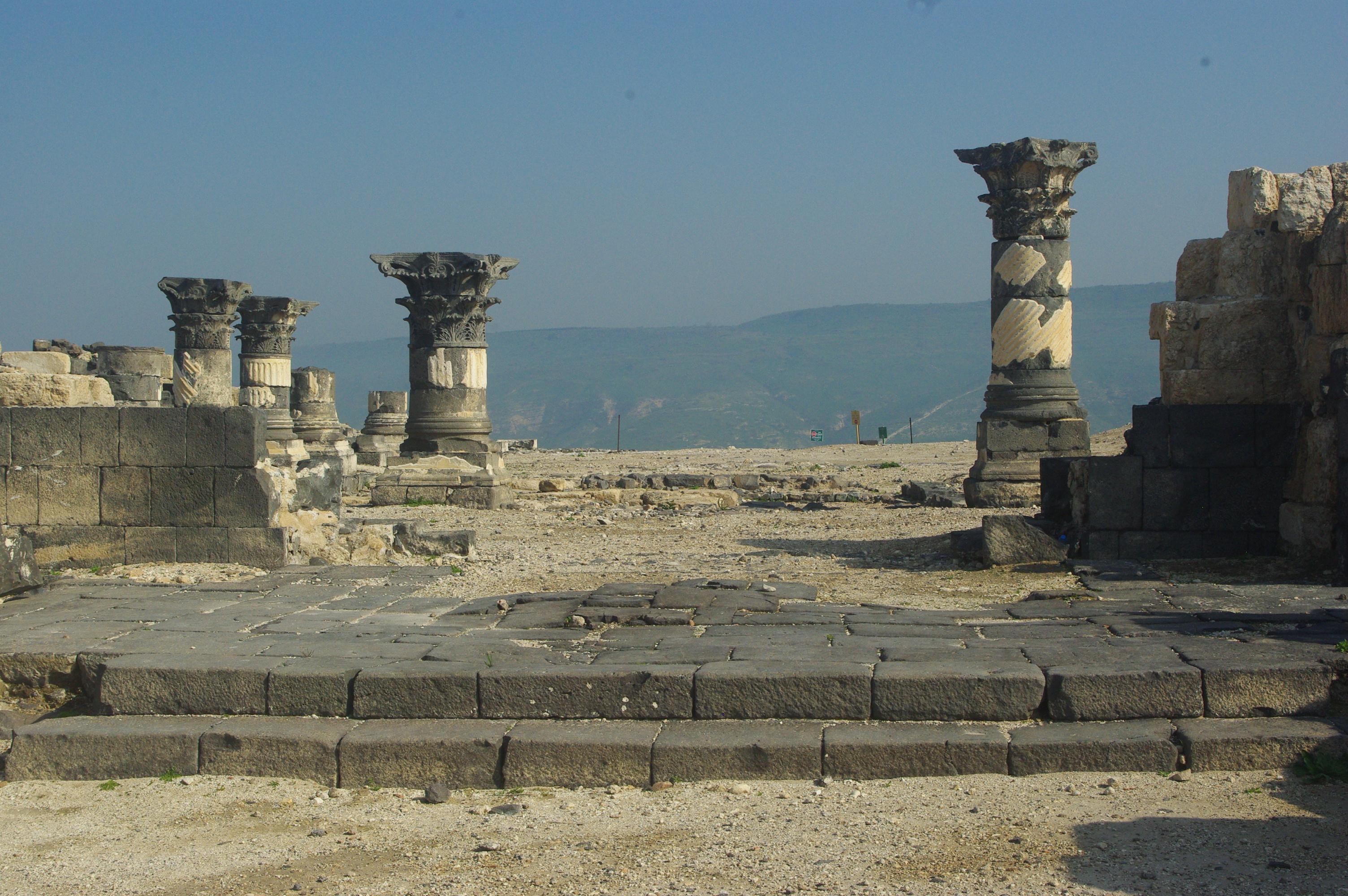 Archeology in Sussita