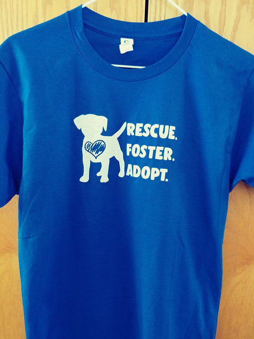 """""""Rescue"""" T-shirts"""