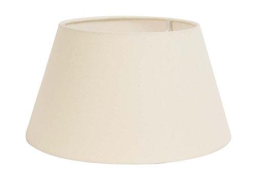 Abat-jour coton crème Light & Living