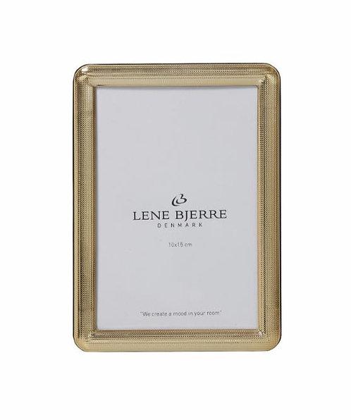 Cadre doré - Lene Bjerre