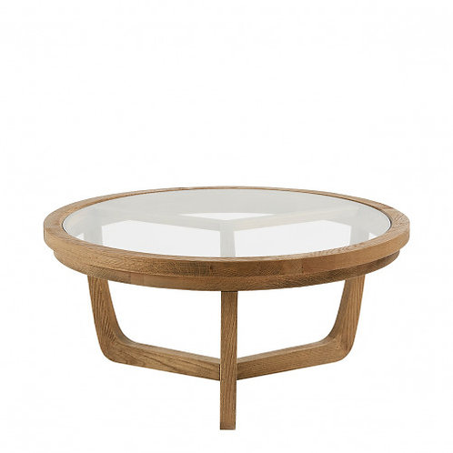 Table basse Blanc d'Ivoire
