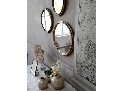 decolicious-chic antique-miroirs-bambou-