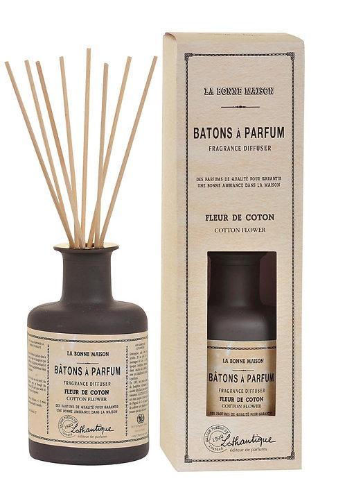 Bâtons à parfum Fleur de coton Lothantique