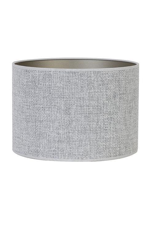 Abat-jour coton gris clair Light & Living