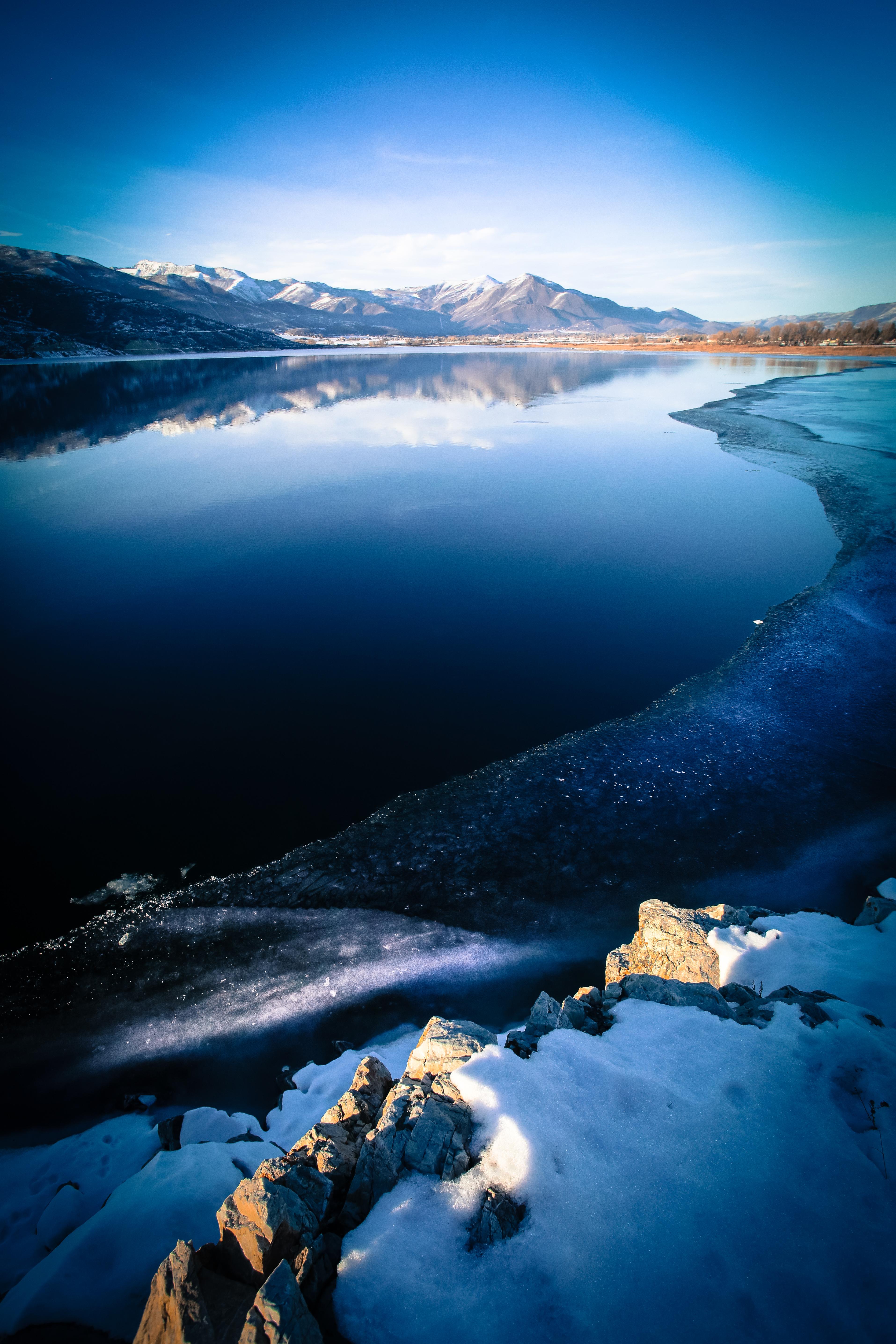 Deer Creek Ice Rims
