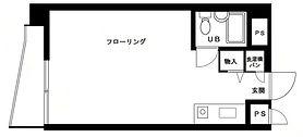 ふぁみ~ゆ六本木2階間取り図