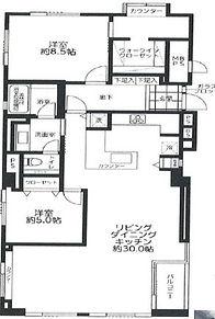 ハウス南青山_賃貸4階_間取り図.JPG