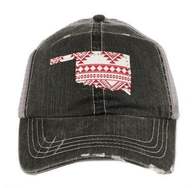 Aztec Oklahoma Trucker Hat