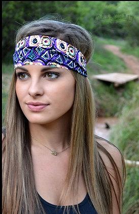 Trippy Hippy Headband