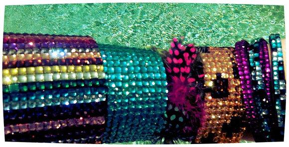 Multi Bling Bracelet
