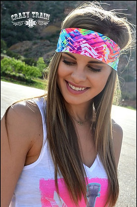 Gnarly Neon Headband