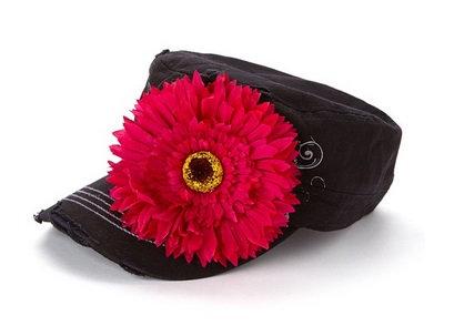 Flower Power Cadet Cap