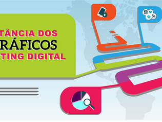 Marketing Digital: O papel dos infográficos nas redes sociais
