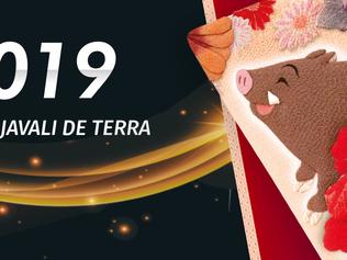 2019: O que o Ano do Javali nos reserva?