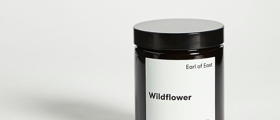 Candle -Wildflower-【M size】