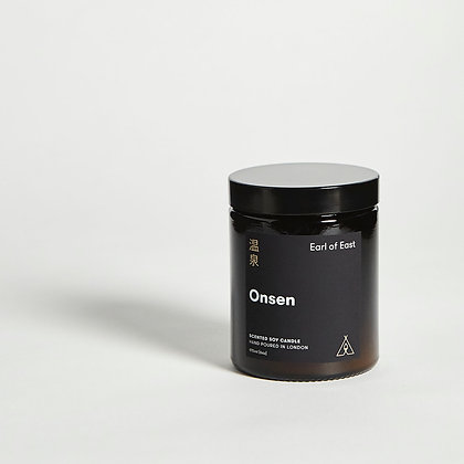Candle -Onsen-【M size】