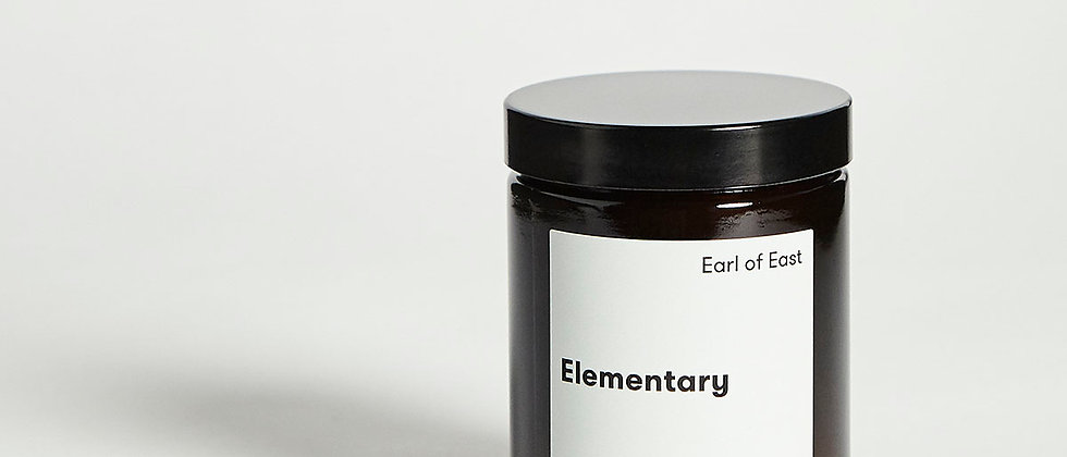 Candle -Elementary-【M size】
