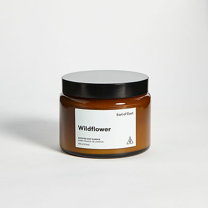 Candle -Wildflower-【L size】