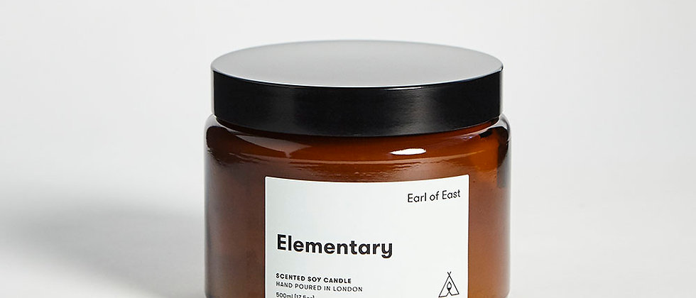 Candle -Elementary-【L size】