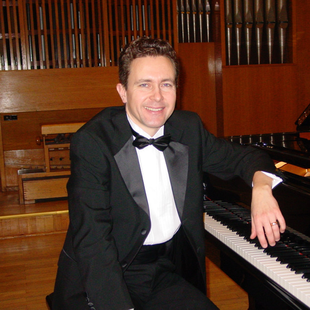 Robert Kania, Artistic Administrator  Robert Kania has performed as a piano recital soloist and accompanist on three continents: Europe and North and South America. His recent appearances include performances at the Wexford Opera Festival in Wexford, Ireland; the Academy of Music in Poznan, Poland; Wheaton College; and Baldwin Wallace University.  He studied with such distinguished masters as Sequeira Costa, Andrzej Tatarski, and Jack Winerock.  Robert Kania started his musical career at the age of nine singing in the Nightingales of Poznan, where he performed as a soloist and a choir member under the direction of Stefan Stuligrosz.  As part of the ensemble he performed in most of the great cathedrals and concert halls of Europe and was part of TV and radio appearances and commercial recordings.   Robert Kania's previous teaching experience includes teaching at the College of Dupage, Master Classes at Posadas Conservatory of Music (Argentina) and Whitman College in Washington State, as well as teaching piano at the University of Kansas, where he received his MM/Piano Performance and DMA/Piano Performance. He teaches piano, music theory, ear training and sight singing, orchestration, counterpoint, and form/analysis in the Music Department at Judson University.   Robert Kania serves as the Artistic Director of the Judson Civic Orchestra with which he recently performed the Rachmaninoff 2nd Piano Concerto (to be released on the DCWPA Label Fall 2019). For Midwest Opera Theater, he serves as the Artistic Administrator.