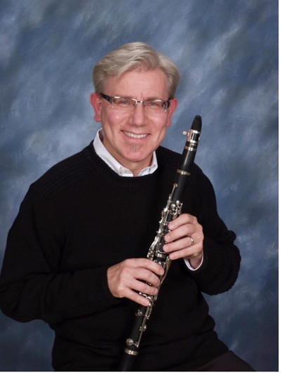"""Robert Blazek is a 1980 graduate of Northern Illinois University in DeKalb. He earned my M.M.ed. in 1988 from VanderCook College of Music. Robert was privileged to study clarinet from Clark Brody, Larry Combs, J. David Harris and Stan Davis. He studied conducting from Margaret Hillis (Chicago Symphony Orchestra Chorus). He has performed as an extra with the Chicago Symphony Orchestra under James Levine and Seiji Ozawa. Robert retired from his 35year public school teaching career in 2015. For 25 years he was the Director of Bands at Monroe Middle School in Wheaton.  Robert is adjunct professor at Judson University and Elgin Community College and directs the jazz ensemble at Judson. He is a member of the Rockford Wind Ensemble.   In 1998 Robert started the Youth Jazz Ensemble of DuPage. YJED is a non-for profit 501c3 organization. In 2001 YJED was selected as a finalist for the Essentially Ellington Festival in New York City. At the EE Festival they received """"Honorable Mention"""" status. In 2003 YJED was selected to perform with Terell Stafford at the Illinois Music Educators Association Convention in Peoria. In 2005 YJED had the honor of performing with Gordon Goodwin at the Midwest Band and Orchestra Clinic in Chicago and in 2008 YJED was selected as the winner of the """"Conglomerate Division"""" for the Essentially Ellington Festival. In January of 2019 Robert and YJED presented a clinic and performance at IMEC entitled """"Put Up Your Dukes"""". YJED has had the privilege of performing/recording with such jazz greats as Mark Colby, Rob Parton, Orbert Davis, Terell Stafford, Victor Goines, Wycliffe Gordon, Steve Weist, Jamey Aebersold, Tim Coffman, Antonio Garcia, Rick Haydon and Clay Jenkins."""