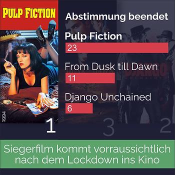 Abstimmung beendet Tarantino Okt 2020.pn
