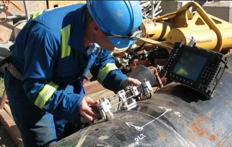 Weld Inspection and Non-Destructive Testing