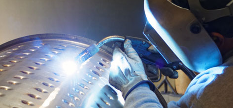 The Stainless Steel Welding Challenge