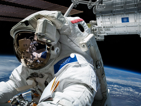 Soldagem no Espaço: É Possível?
