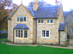New build in Oxfordshire
