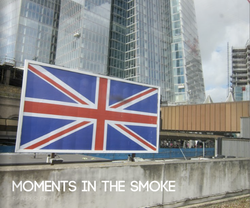 Moments in the Smoke by Alex Cudby