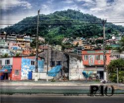 Rio in HDR by Alex Cudby