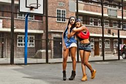 Prescilla Banza & Shakyra Santana