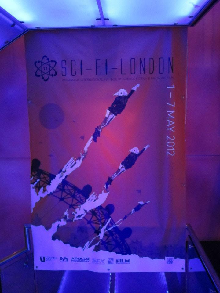 2012 Sci-Fi-London Film Premiere